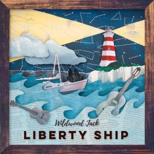 Image of Liberty Ship Album Cover