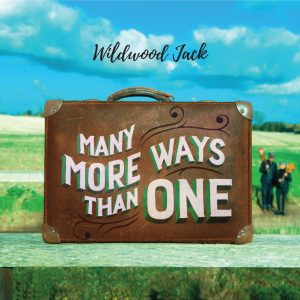 Album Cover for the New Album 'Many More Ways Than One'