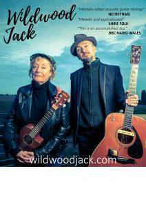 Wildwood Jack A4 poster thumbnail